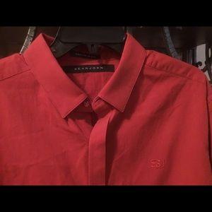 SEAN JOHN XL Tailored Fit men's shirt